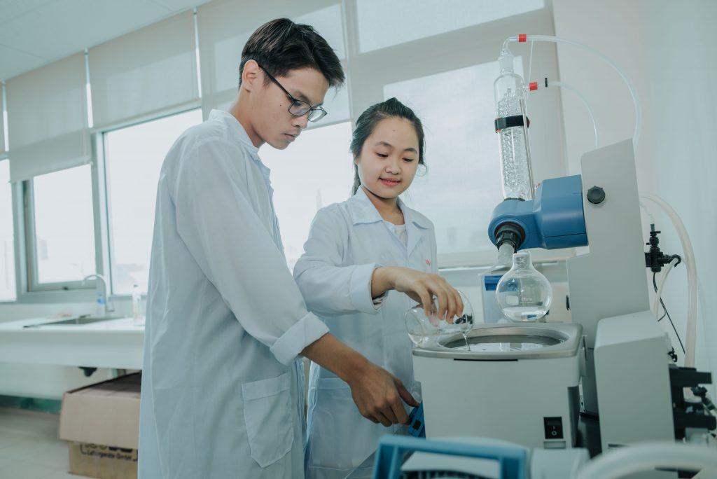 Khoa học y sinh ngành học mũi nhọn thời đại 4.0
