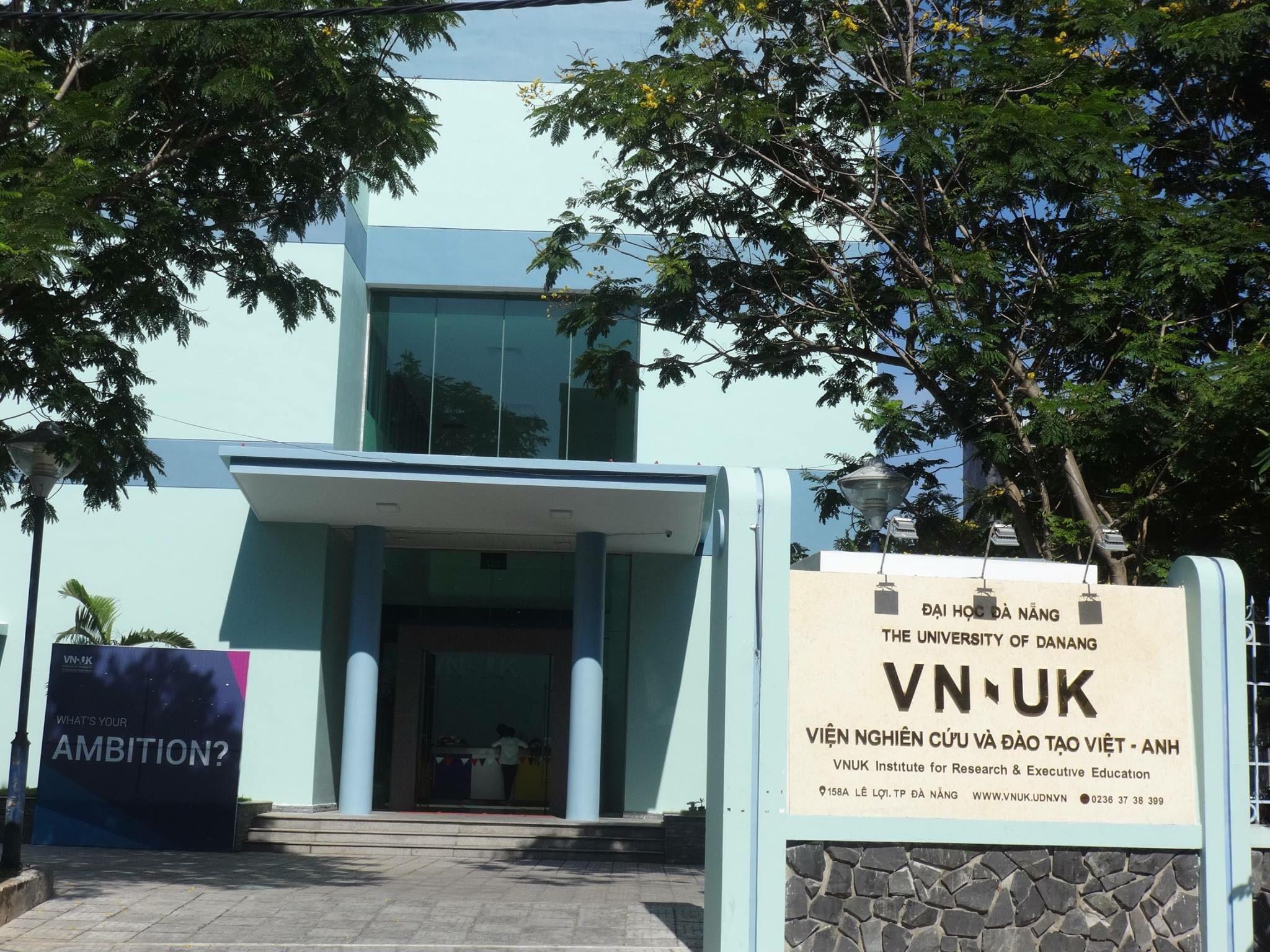 Xét tuyển đại học VNUK