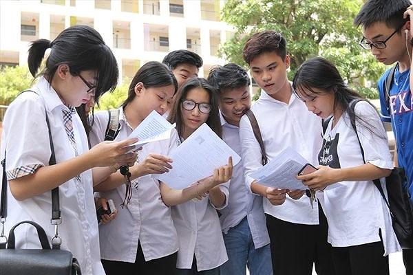 Hướng dẫn điều chỉnh nguyện vọng Đại học 2018