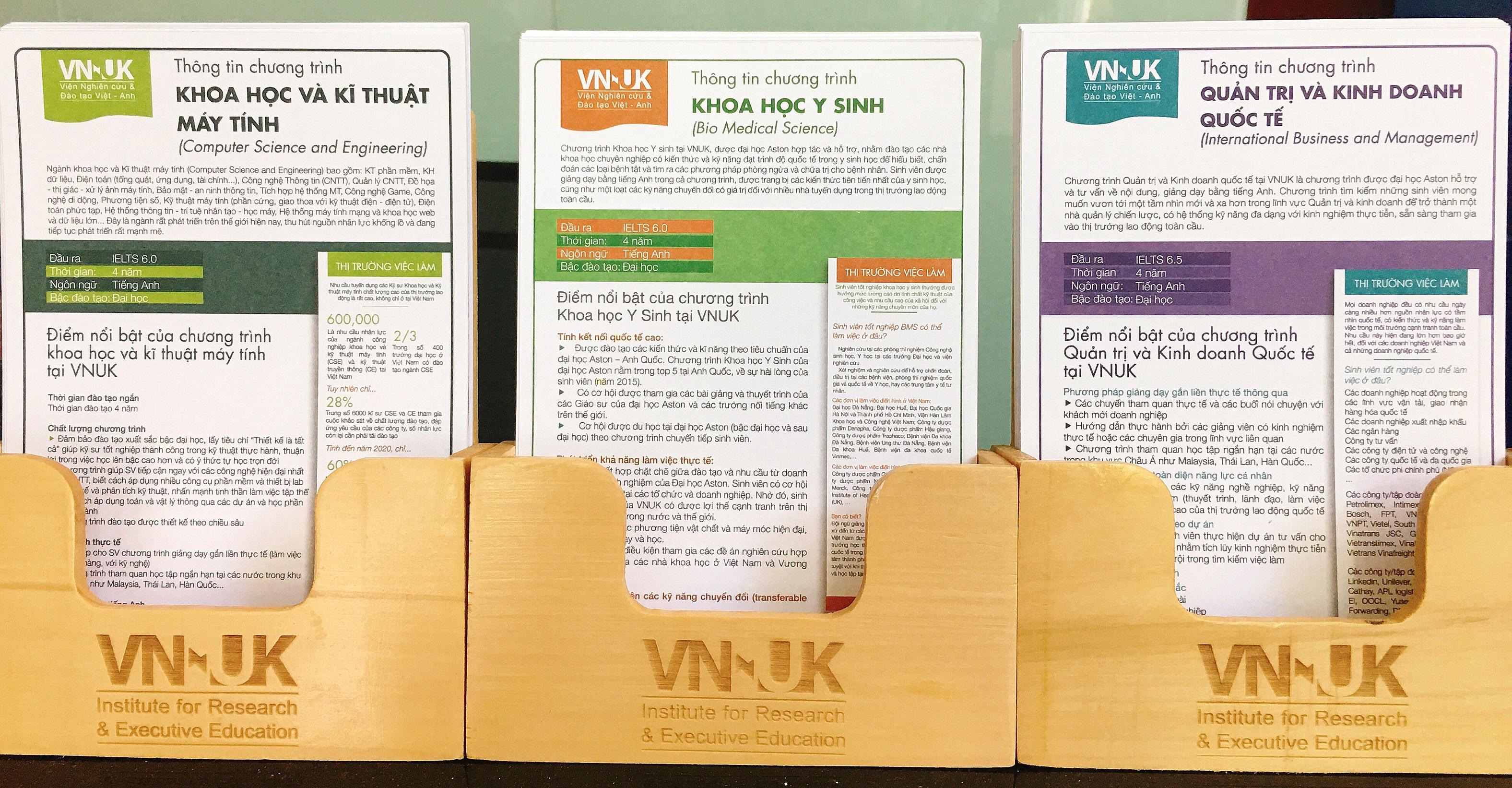 Gương mặt thủ khoa các ngành của VNUK năm 2018 theo điểm thi THPT quốc gia