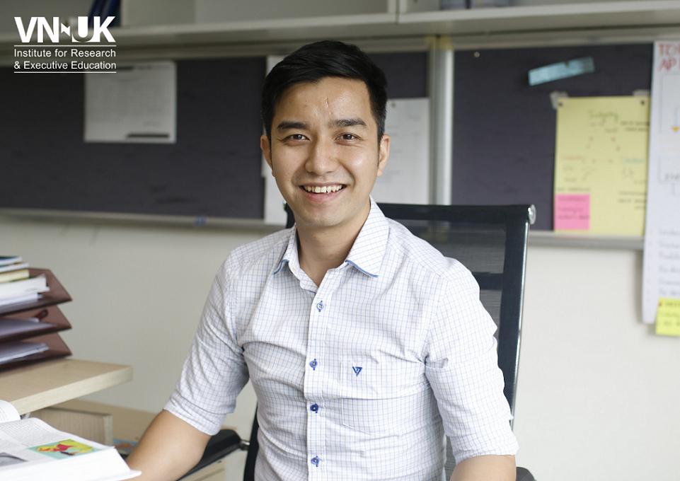 Chào mừnggiảng viên, nhà nghiên cứu mới của VNUK